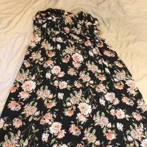 Xhilaration flower dress